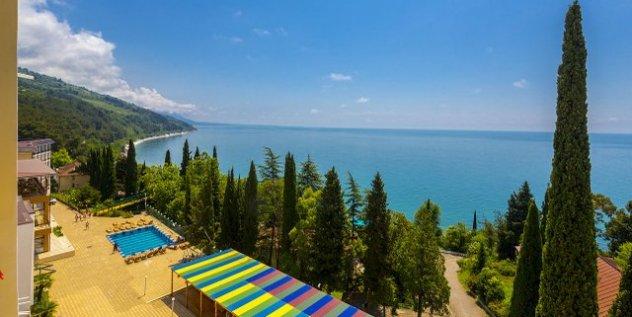 пансионат Багрипш, Абхазия