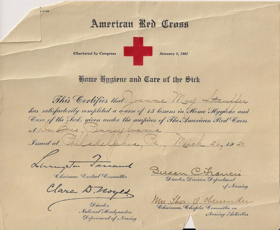 joanna-red-cross-certificate