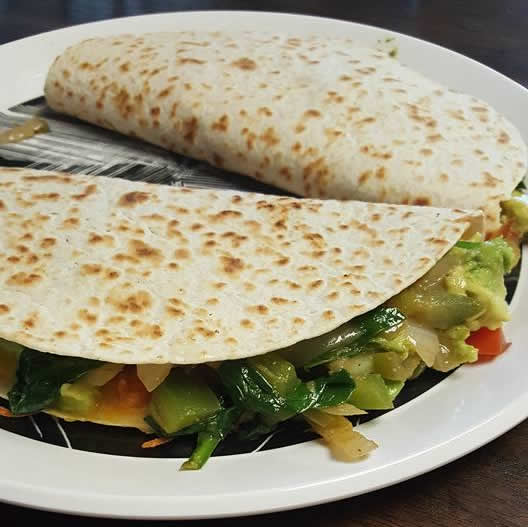 Vegetarian Quesadilla Recipe