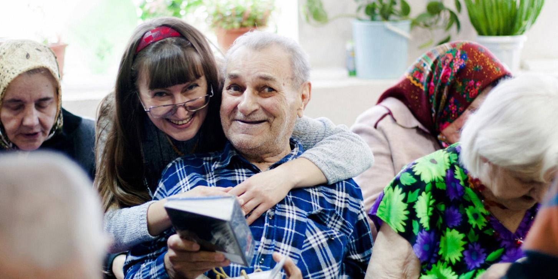 Как сдать в дом престарелых