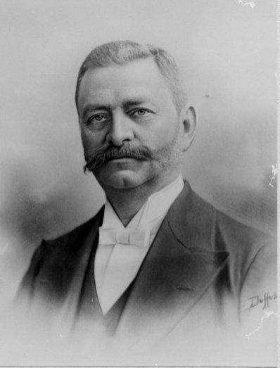 Hendrik Johannes MORKEL (Hennie Bos) 1854 - 1926