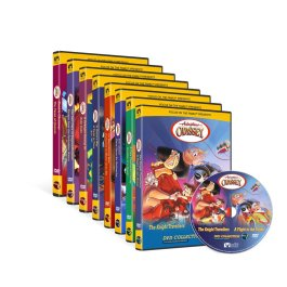 Adventure In Odyssey1-8 DVD Set
