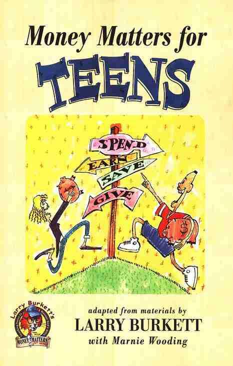 Money Matters For Teens