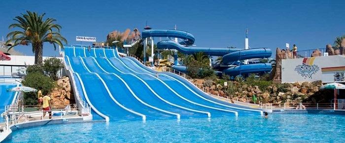 Slide  Splash  Lagoa