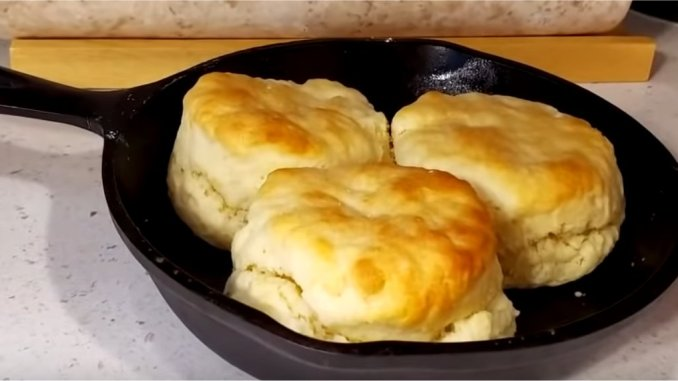 How to Make 2 Ingredient Biscuits