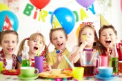 Childrens birthday party ideas