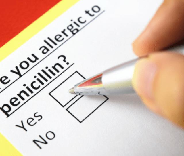 Austin Allergy Penicillin Allergy Testing