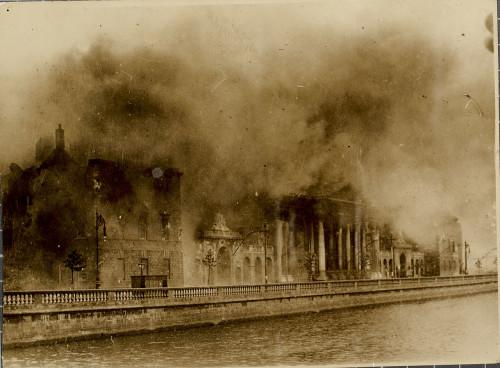 Public Records Office in Dublin Ireland 1822