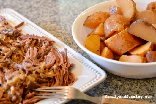 Photo of Beef and Potatoes