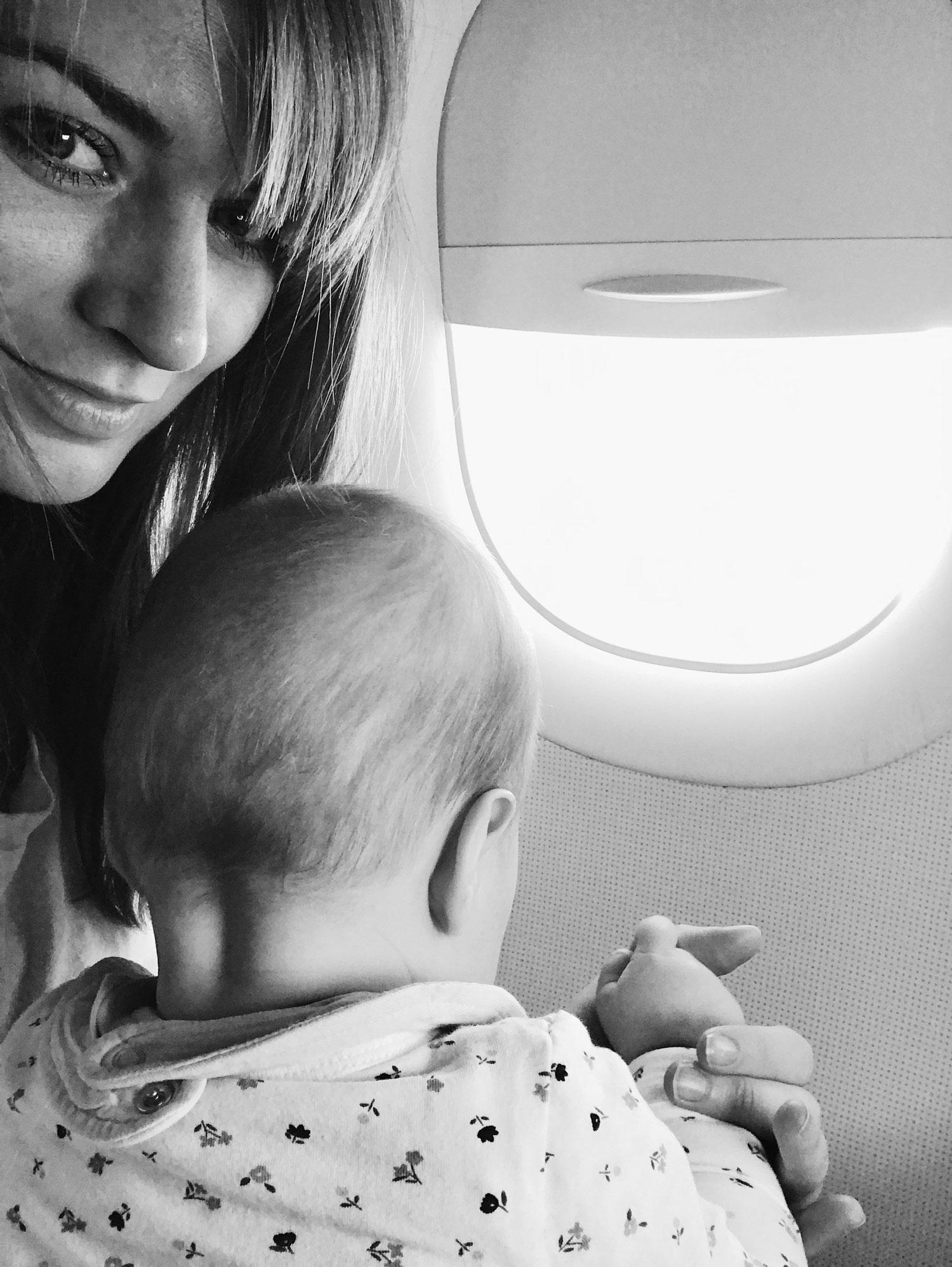 Reisen mit Baby