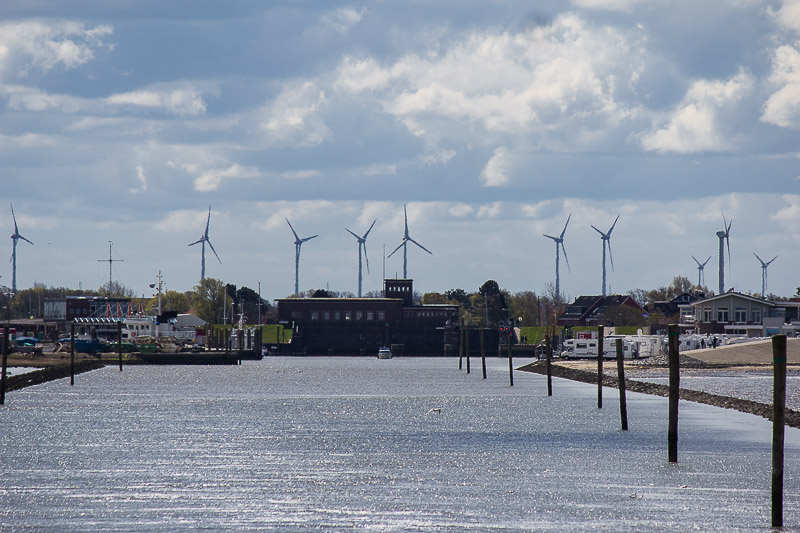 Hafen-Harlesiel.