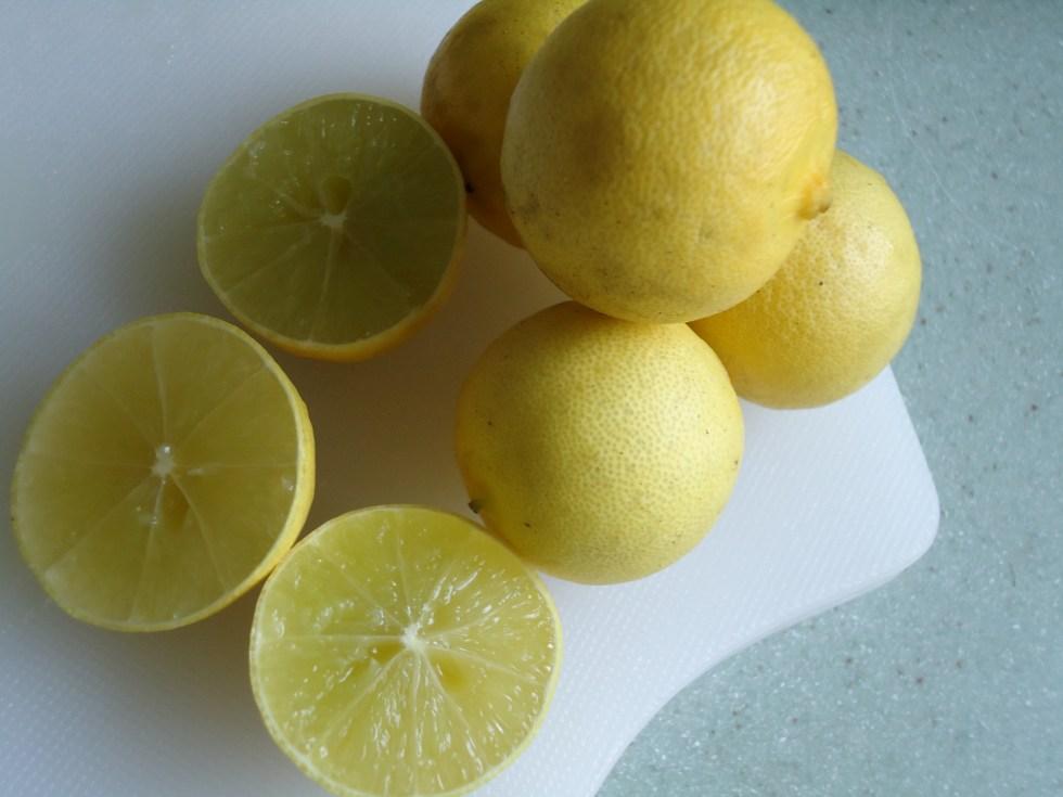 Ripe Key limes