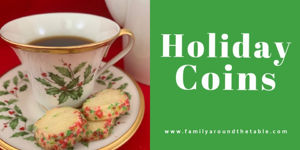 Holiday Coins Twitter image.