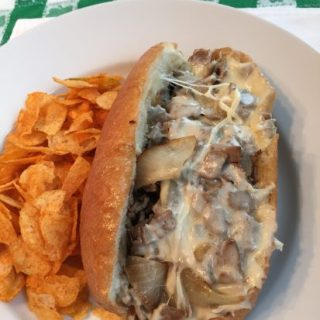 Cheesy Cheesesteaks