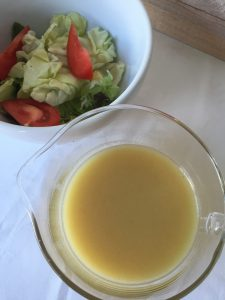 Tupelo Honey Key Lime Vinaigrette