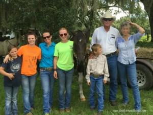 Rockin' H Ranch - The Hobby Family
