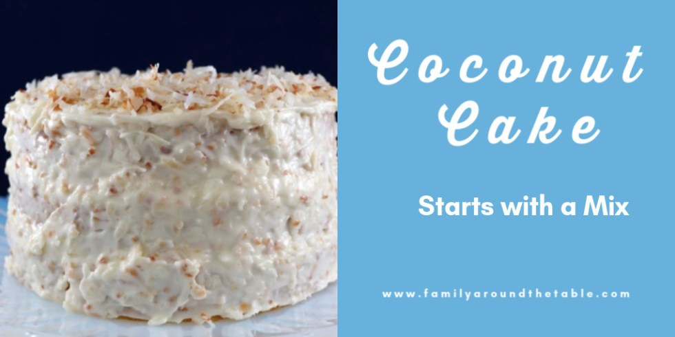 Twitter image for coconut cake.