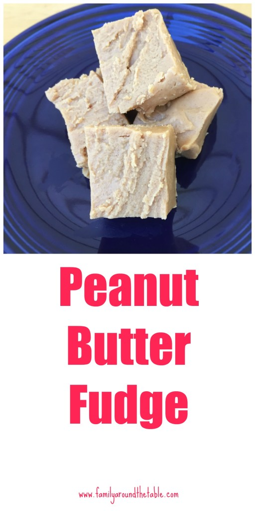 Peanut butter fudge pin