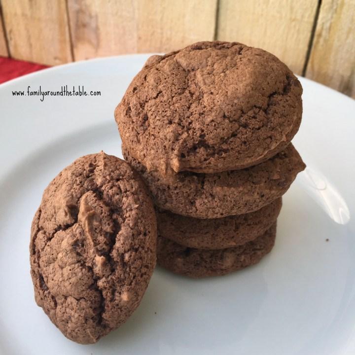 Devil's Food Mini Chip Cookies