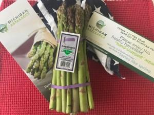 Fresh Michigan Asparagus
