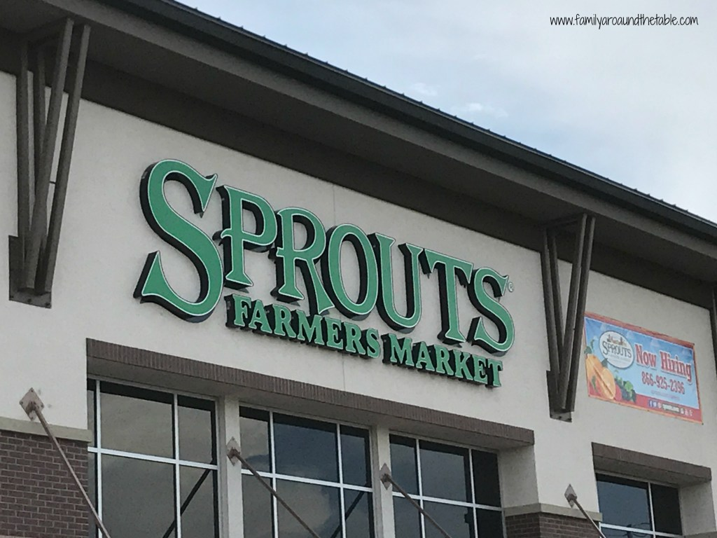 Sprouts Farmer's Market comes to town.