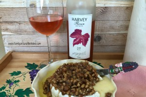 Brown Sugar Pecan Maple Baked Brie #WinePW