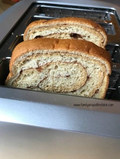 Pepperidge Farm Swirl Oatmeal Bread