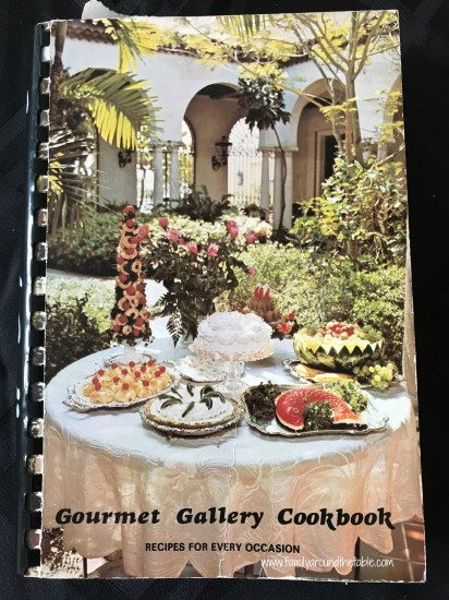 Gourmet Gallery Cookbook from The Museum of Fine Arts, St. Petersburg, FL