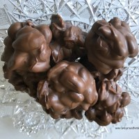 Chocolate Mixed Nut Clusters