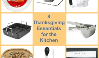 8 Thanksgiving Essentials for the Kitchen