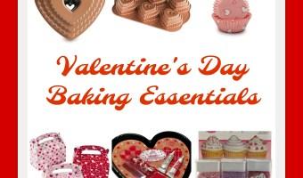 Valentine's Day Baking Essentials