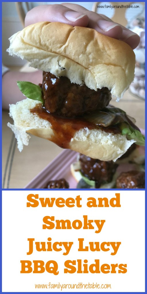 You will fall in love with these Juicy Lucy sliders. So will family and friends.