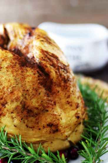 Instant Pot turkey breast from Soulfully Made.