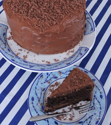 Best Ever Chocolate Cake from Jolene's Recipe Journal.