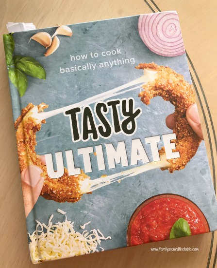 Tasty Ultimate Cookbook from Clarkson Potter.