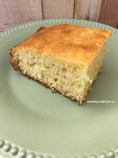 World's best cornbread isn't just delicious, it's easy too! Serve it with soups, stews, chili and fried chicken.