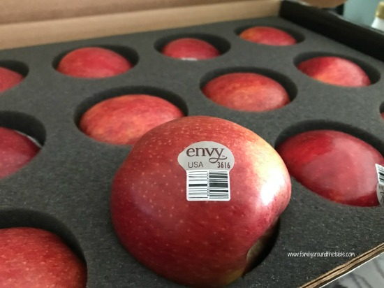 Envy apples in the house!