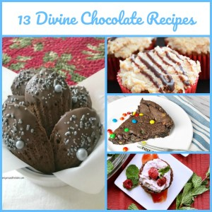13 Divine Chocolate Recipes