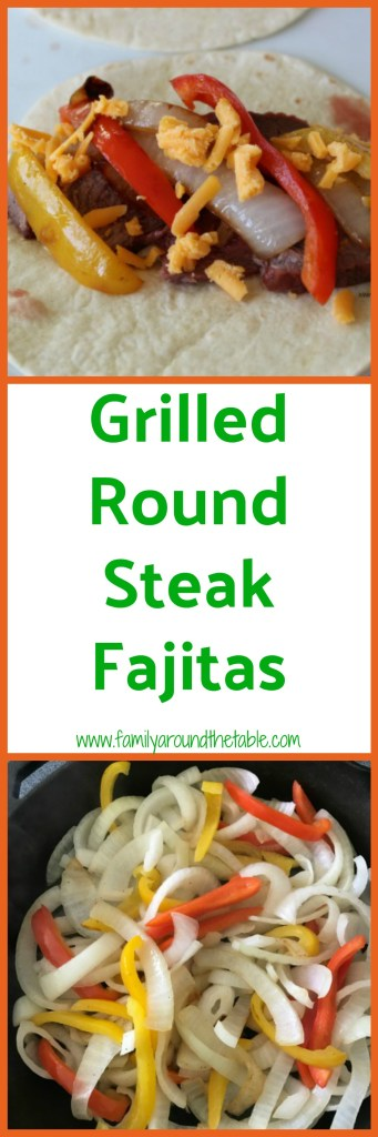 Steak fajitas are easy to make at home and better than any restaurant!