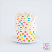 Treat Cups: Polka Dot