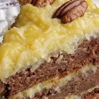 Ellen's German Chocolate Cake