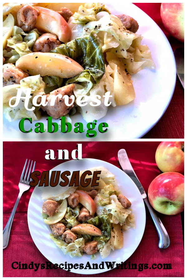 Harvest Cabbage and Sausage