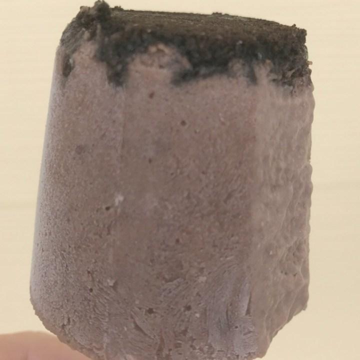 Chocolate Oreo Fudgesicles