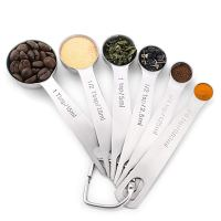 Measuring Spoons, Set of 6
