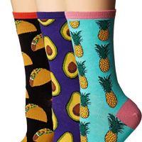 Socksmith Womens Foodies