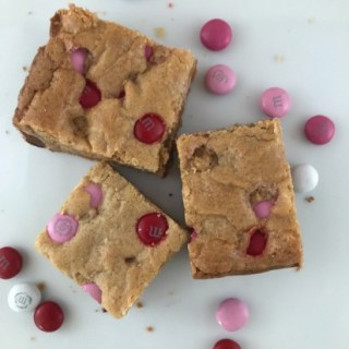 Valentine Brown Sugar Bars are a sweet treat for your sweetheart. Though they are delicious any time of year!