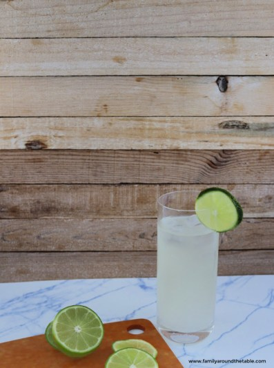 A refreshing Paloma is perfect for summer sipping.
