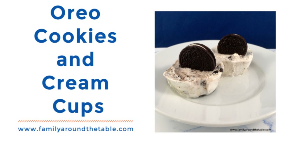 Oreo Cookies & Cream Twitter image