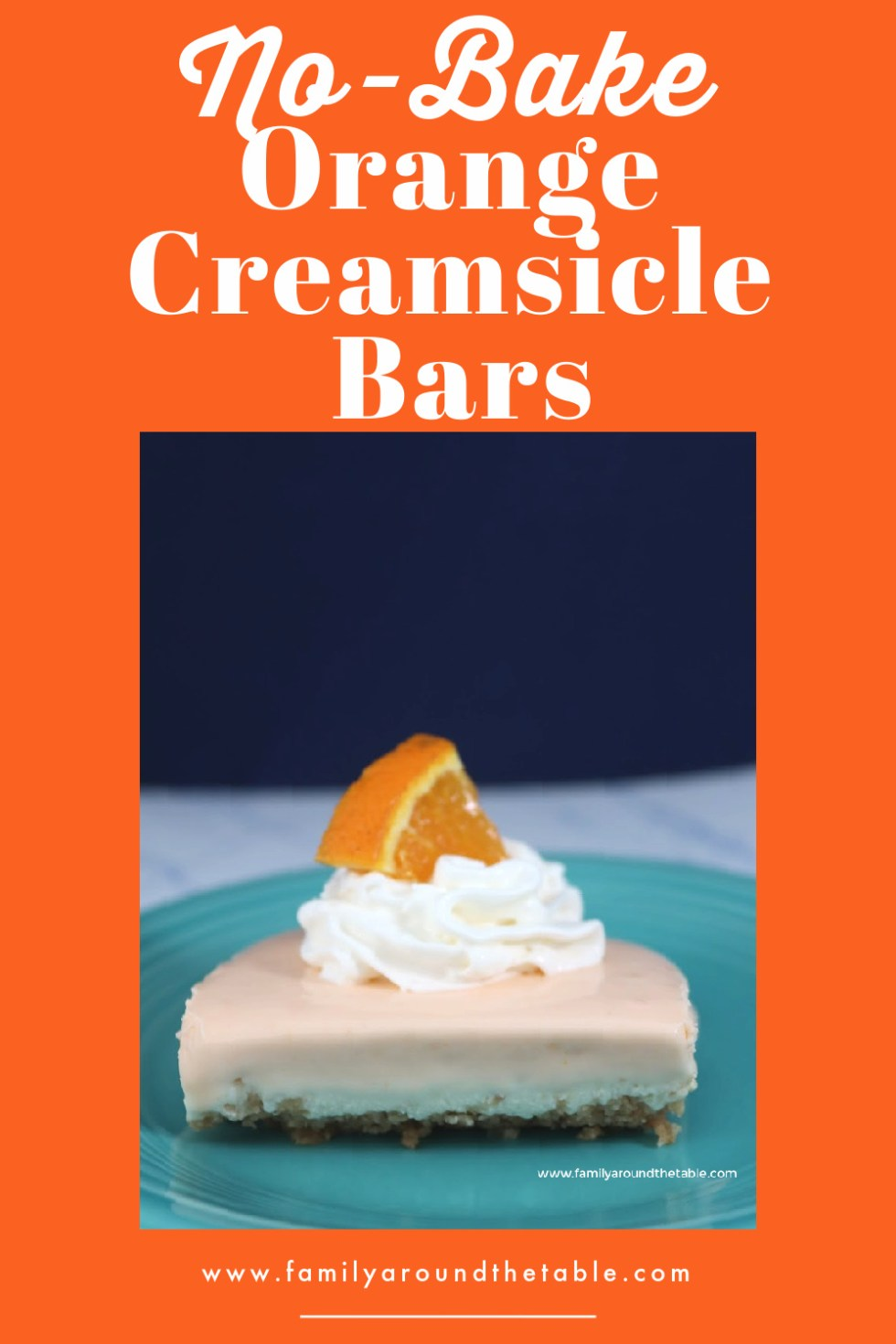 Orange Creamsicle Pinterest Image