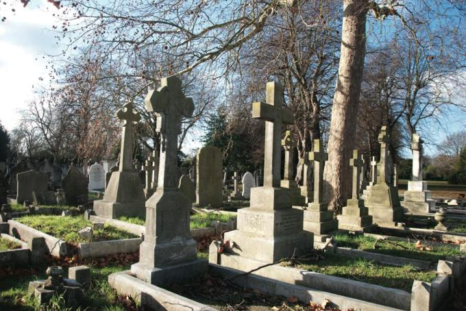 City Of London Cemetery